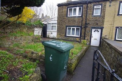 2 Bedrooms Terraced House for sale in PROSPECT PLACE, (OFF DUCKWORTH LANE), WEST YORKSHIRE, BD9 5EY