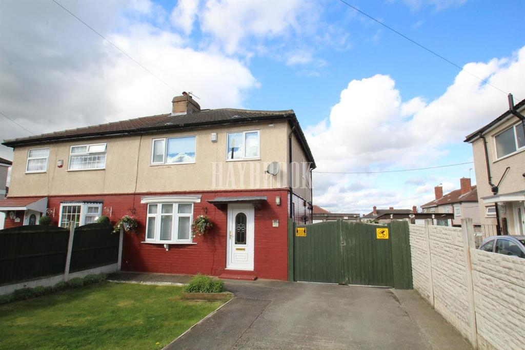 3 Bedrooms Semi Detached House for sale in Park Vale Drive, Thrybergh
