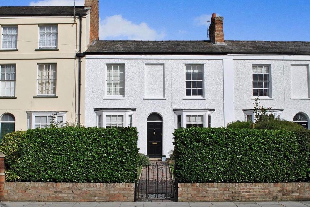 4 Bedrooms Terraced House for sale in Staplegrove Road