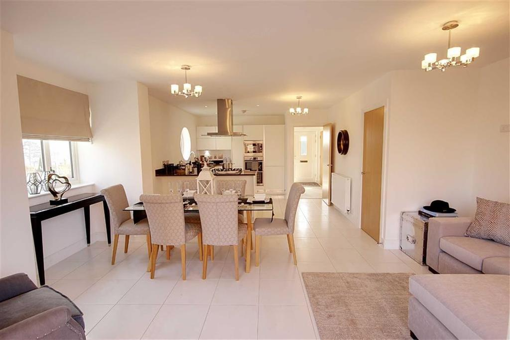 4 Bedrooms Terraced House for sale in The Ridgeway, Mill Hill