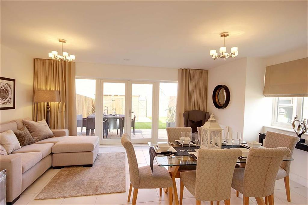 4 Bedrooms Semi Detached House for sale in The Ridgeway, Mill Hill