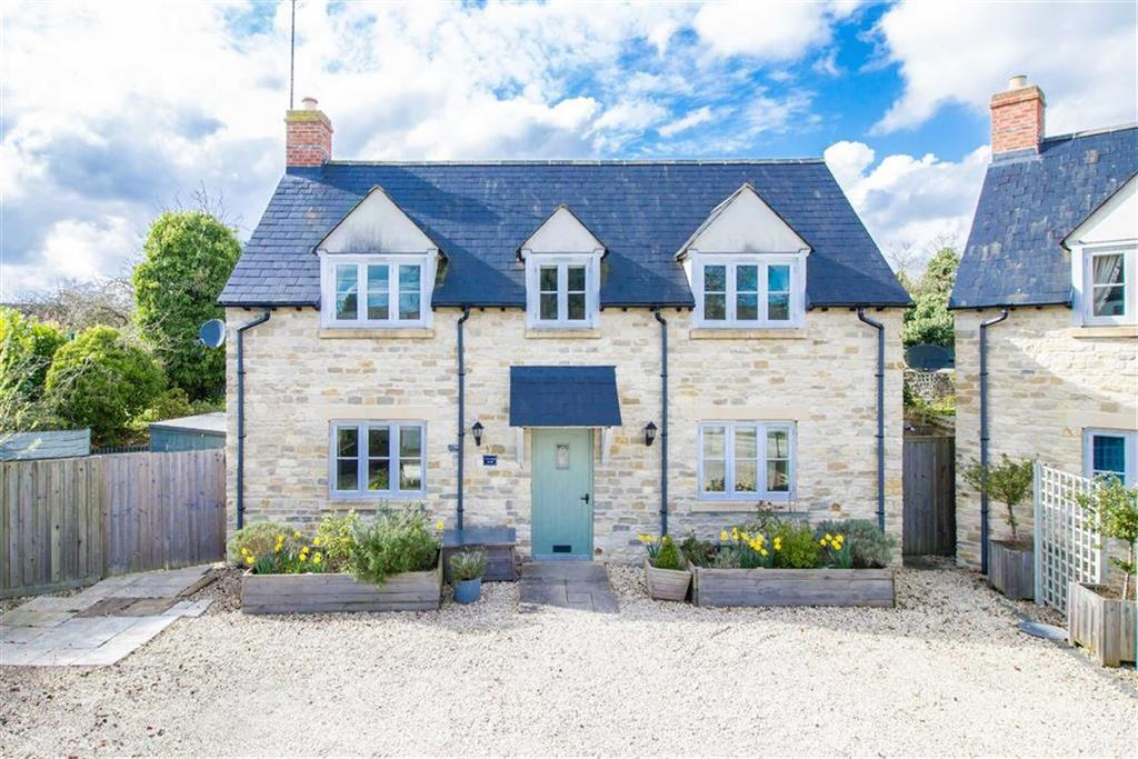 4 Bedrooms Detached House for sale in Meadow Lane, Fulbrook, Oxfordshire