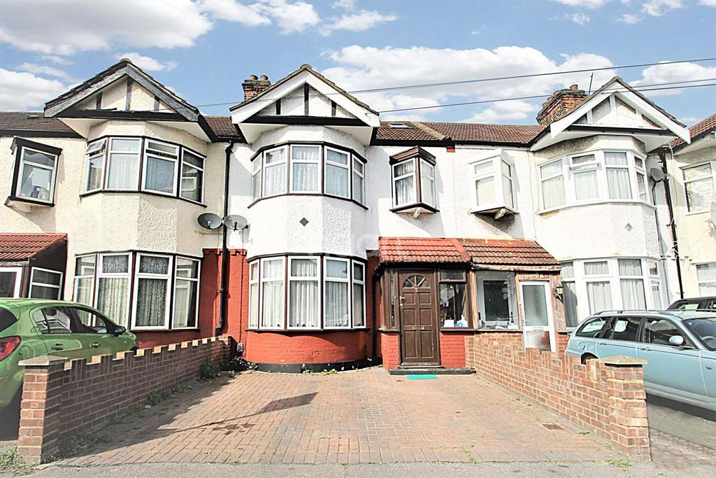 4 Bedrooms Terraced House for sale in Loxford Lane, Ilford, Essex