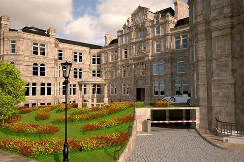 1 bedroom apartment for sale - The Exchange Hotel, Cardiff