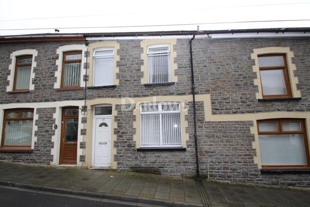 3 Bedrooms Terraced House for sale in Cardiff Road, Abercynon