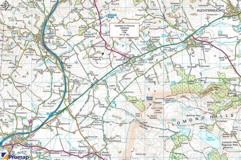Farm for sale - Lot 2 Land - Westfield Of Pitlochie, Strathmiglo, Cupar, Fife, KY14