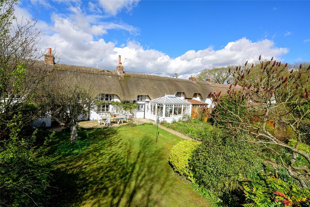 3 Bedrooms Cottage House for sale in Quarley, Hampshire, SP11