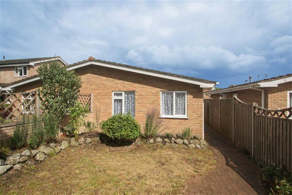 2 Bedrooms Bungalow for sale in Warwick Walk, BOBBLESTOCK, Hereford