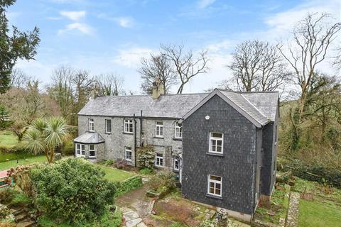 4 bedroom detached house for sale - Hagginton Hill, Berrynarbor, Ilfracombe, Devon, EX34