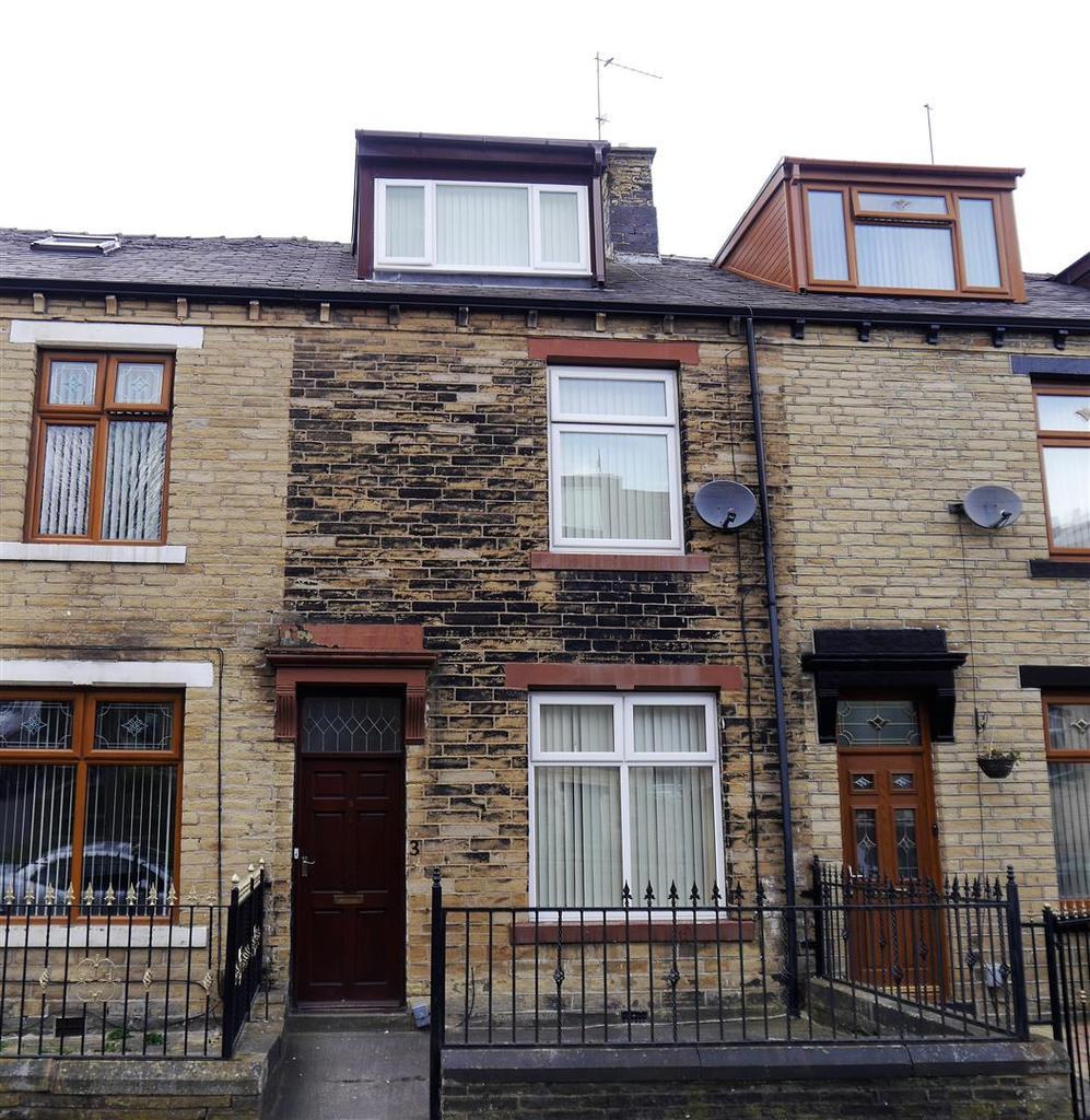 4 Bedrooms Terraced House for sale in Newburn Road, Horton Grange,Bradford, BD7 3JQ