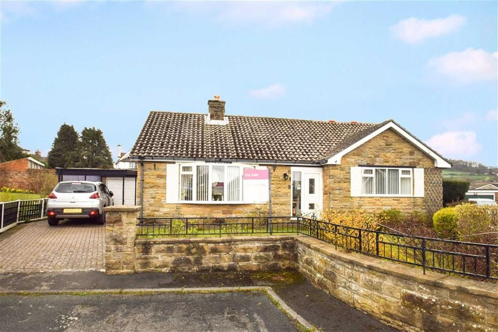 3 Bedrooms Detached Bungalow for sale in Walmsley Gardens, Scarborough, North Yorkshire, YO12