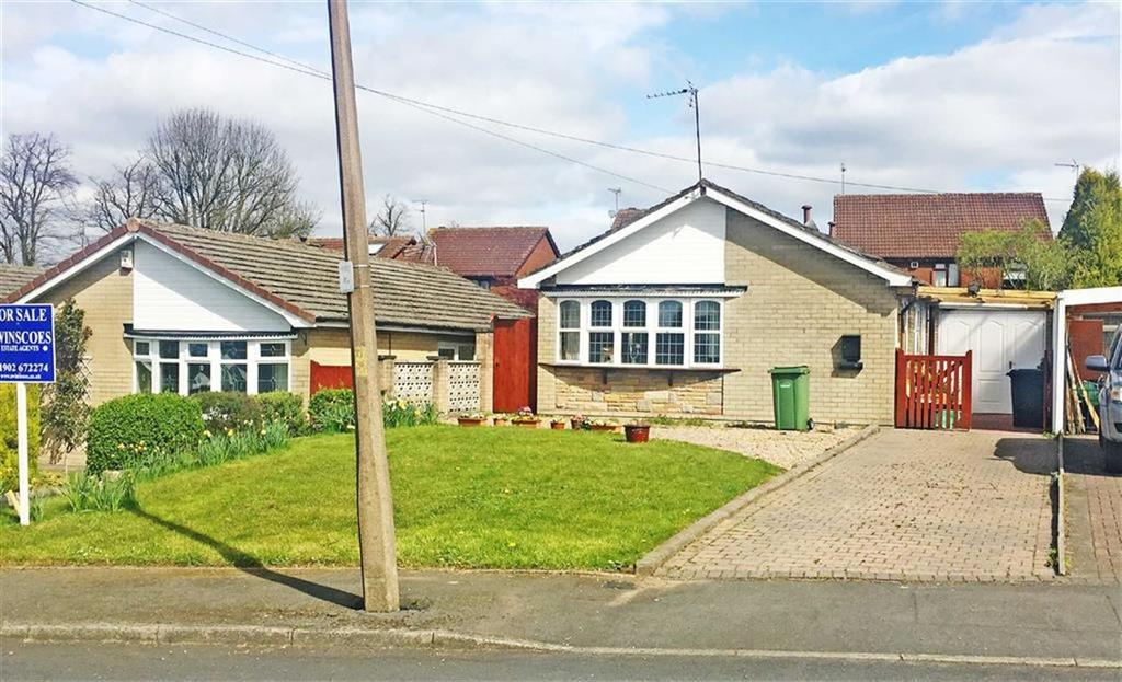 2 Bedrooms Detached Bungalow for sale in Cedarwood Road, Lower Gornal