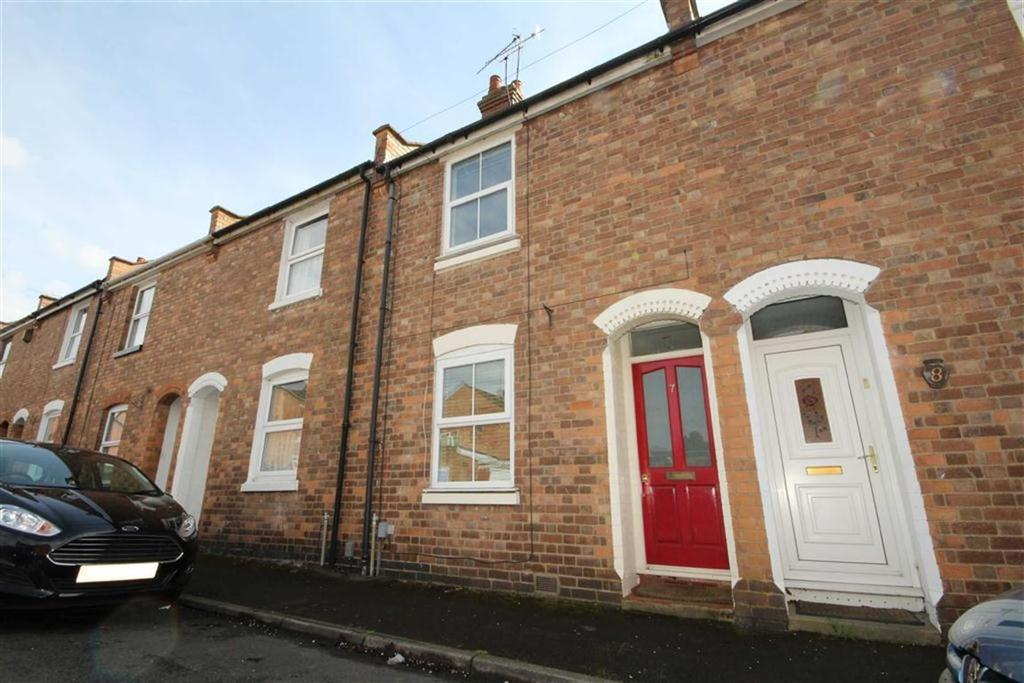 2 Bedrooms Terraced House for sale in Meadow Road, Warwick, Warwickshire, CV34