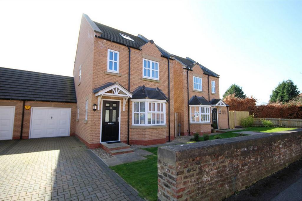 4 Bedrooms Detached House for sale in Figham Road, Beverley, East Riding of Yorkshire, East Yorkshire