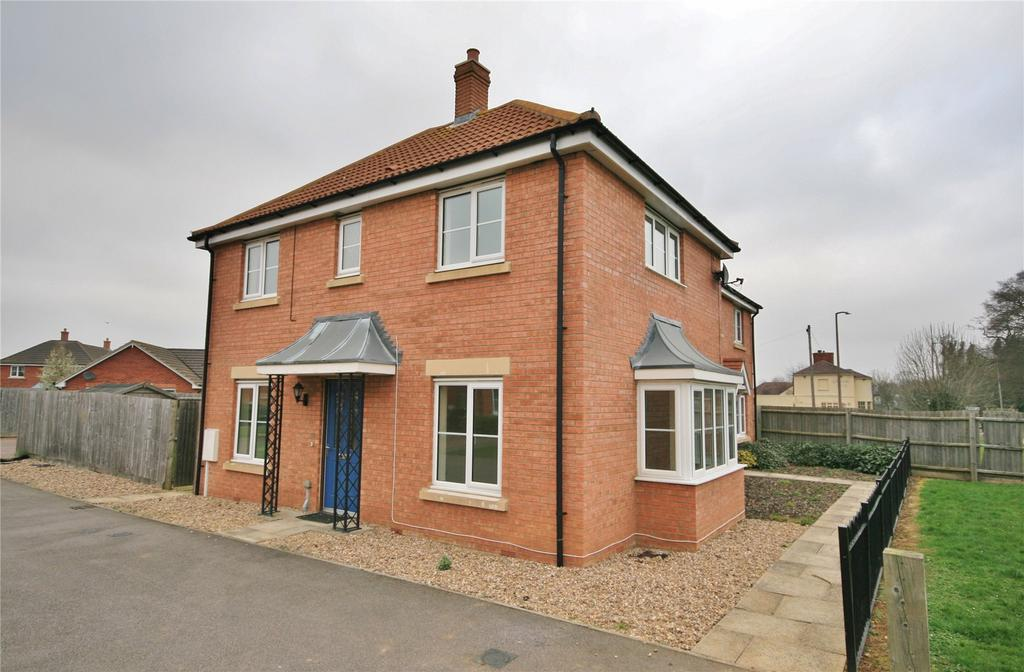3 Bedrooms Semi Detached House for sale in Strood Close, Harlaxton, NG32