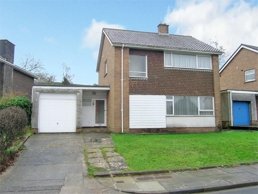 3 Bedrooms Detached House for sale in Cefn Coed Avenue, Cyncoed, Cardiff