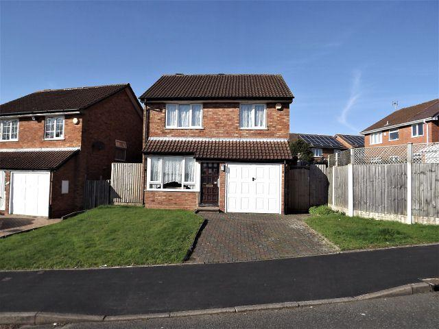 3 Bedrooms Detached House for sale in Farndon Way,New Oscott,Sutton Coldfield