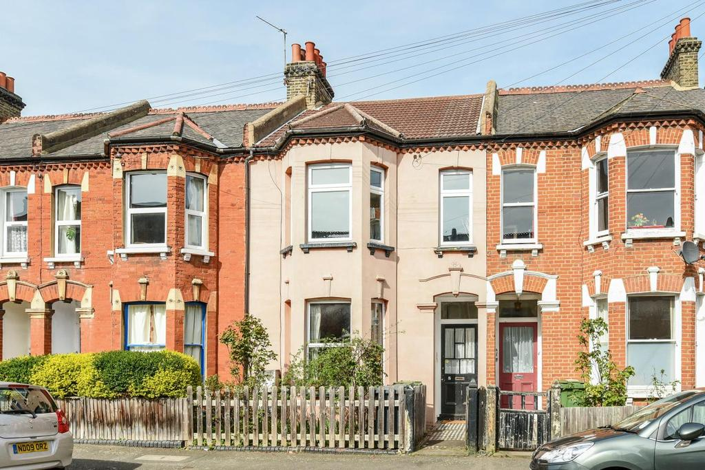 2 Bedrooms Flat for sale in Whatman Road, Forest Hill, SE23