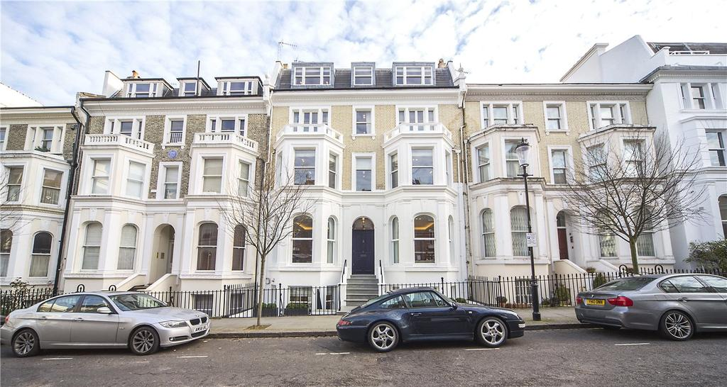 6 Bedrooms Terraced House for rent in Campden Hill Gardens, Kensington, London, W8