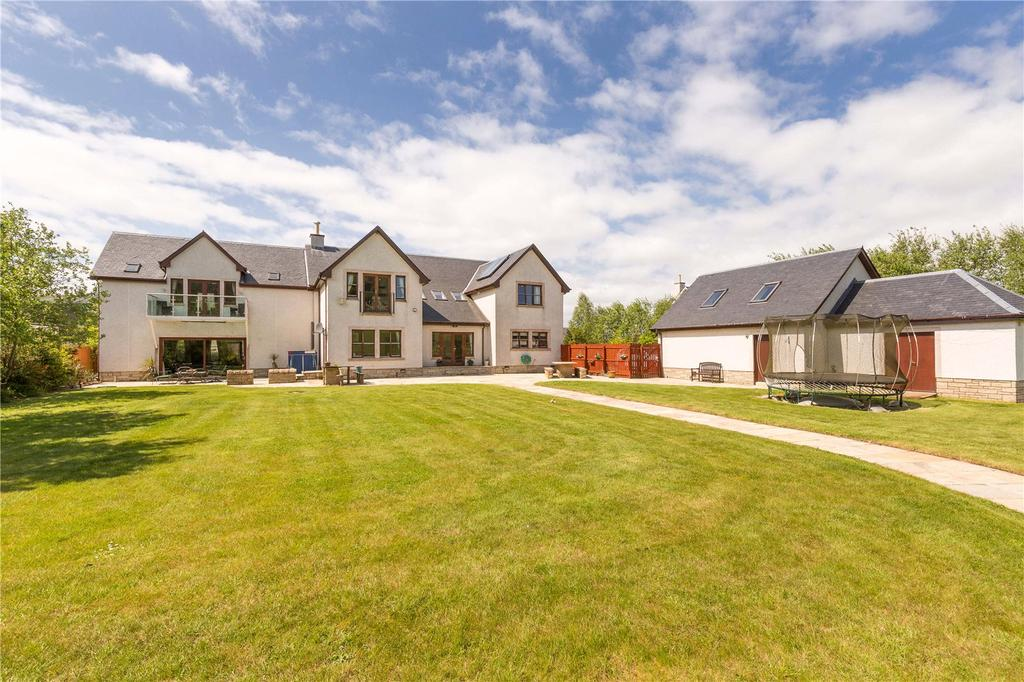 5 Bedrooms Detached House for sale in Craignish, Blairadam, By Kinross, Kinross-Shire