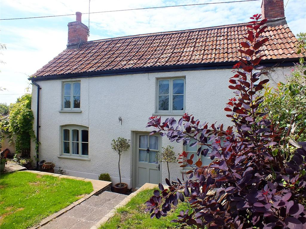 2 Bedrooms Detached House for sale in Quab Lane, Wedmore, Somerset, BS28