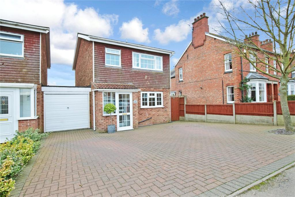 3 Bedrooms Link Detached House for sale in Main Street, Asfordby, Melton Mowbray