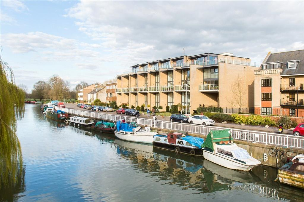 2 Bedrooms Apartment Flat for sale in Water View, Riverside, Cambridge, CB5