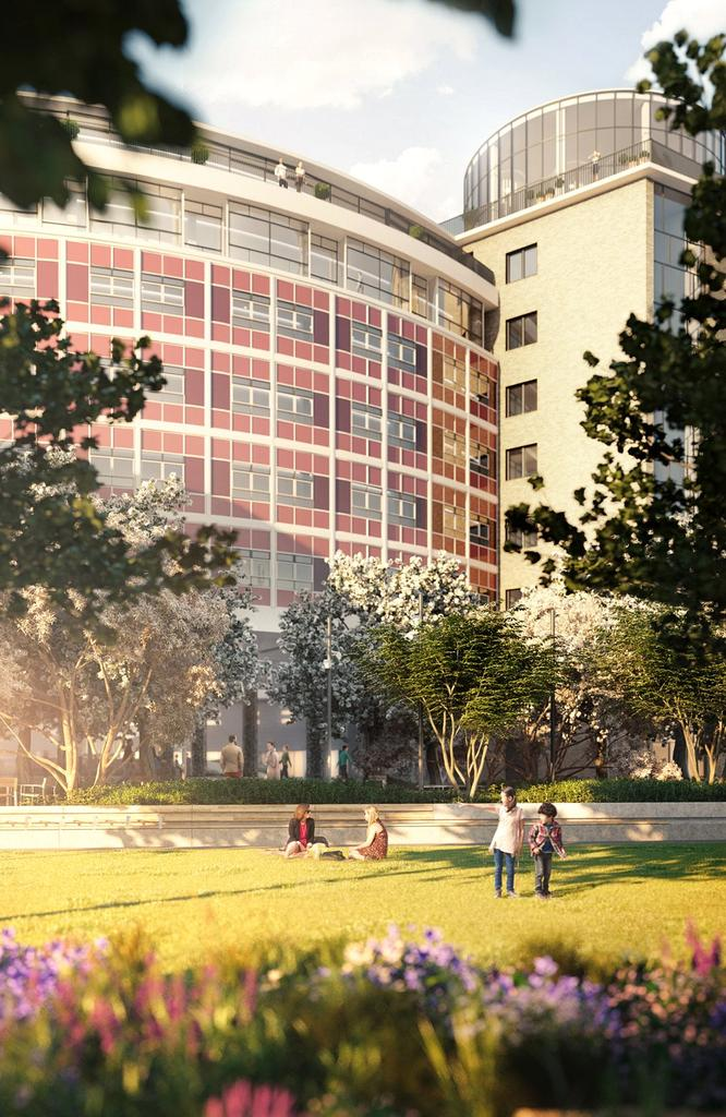 2 Bedrooms Penthouse Flat for sale in Television Centre, 101 Wood Lane, London, W12