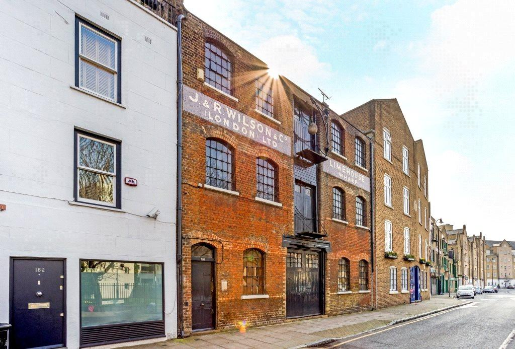 2 Bedrooms Flat for sale in Limehouse Wharf, 148-150 Narrow Street, Limehouse, E14