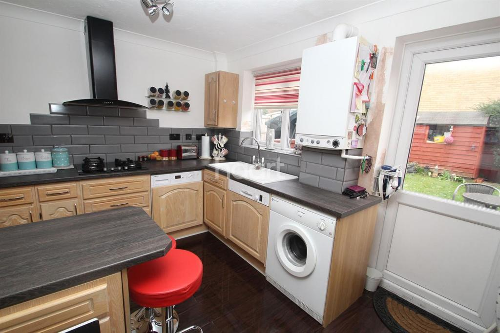 2 Bedrooms Terraced House for sale in Bader Gardens