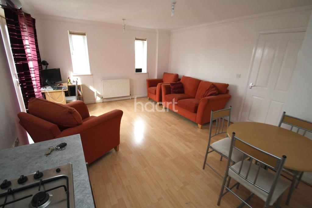 2 Bedrooms Flat for sale in Stanton Court, St Mark's Place