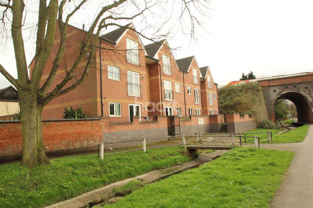 2 Bedrooms Flat for sale in Brook Street, Sileby