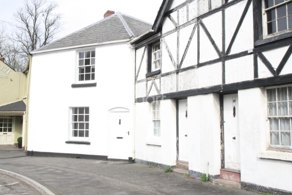2 Bedrooms Terraced House for sale in Drybridge Street, Monmouth, Monmouthshire