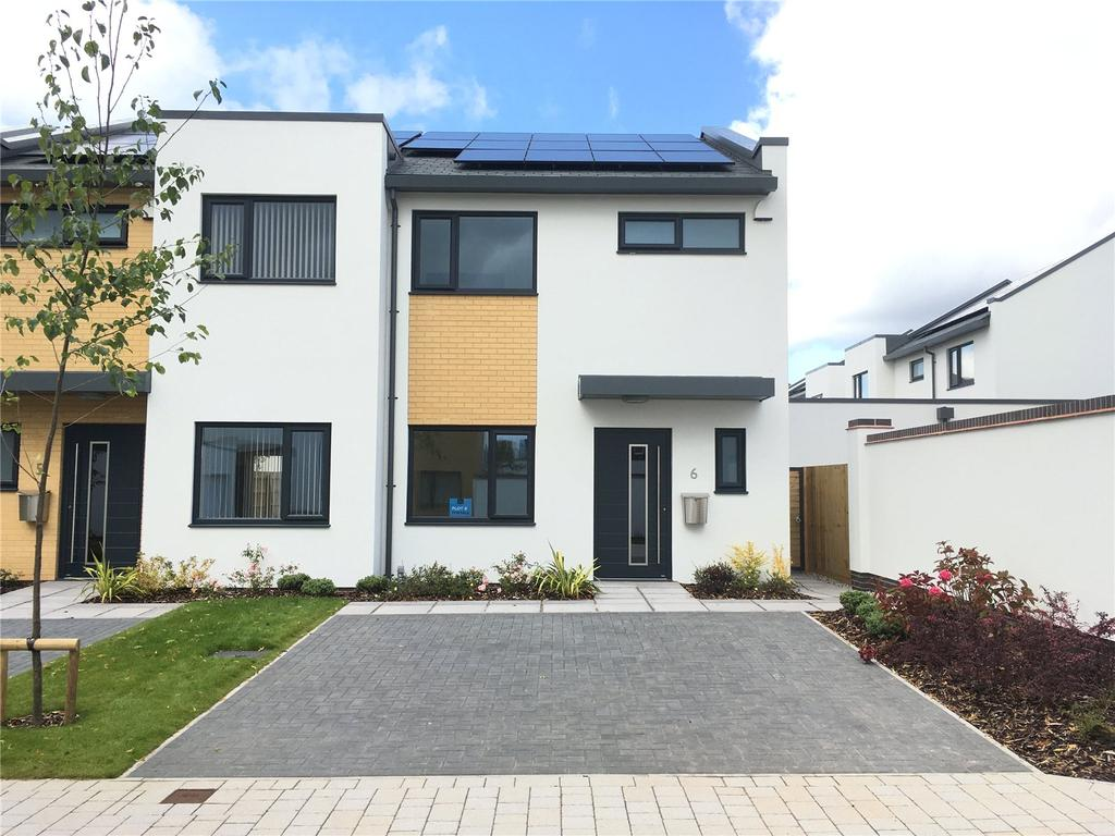 3 Bedrooms Detached House for sale in Plot 43 - The Denton D, The Chasse, Exeter Road, Topsham, EX3