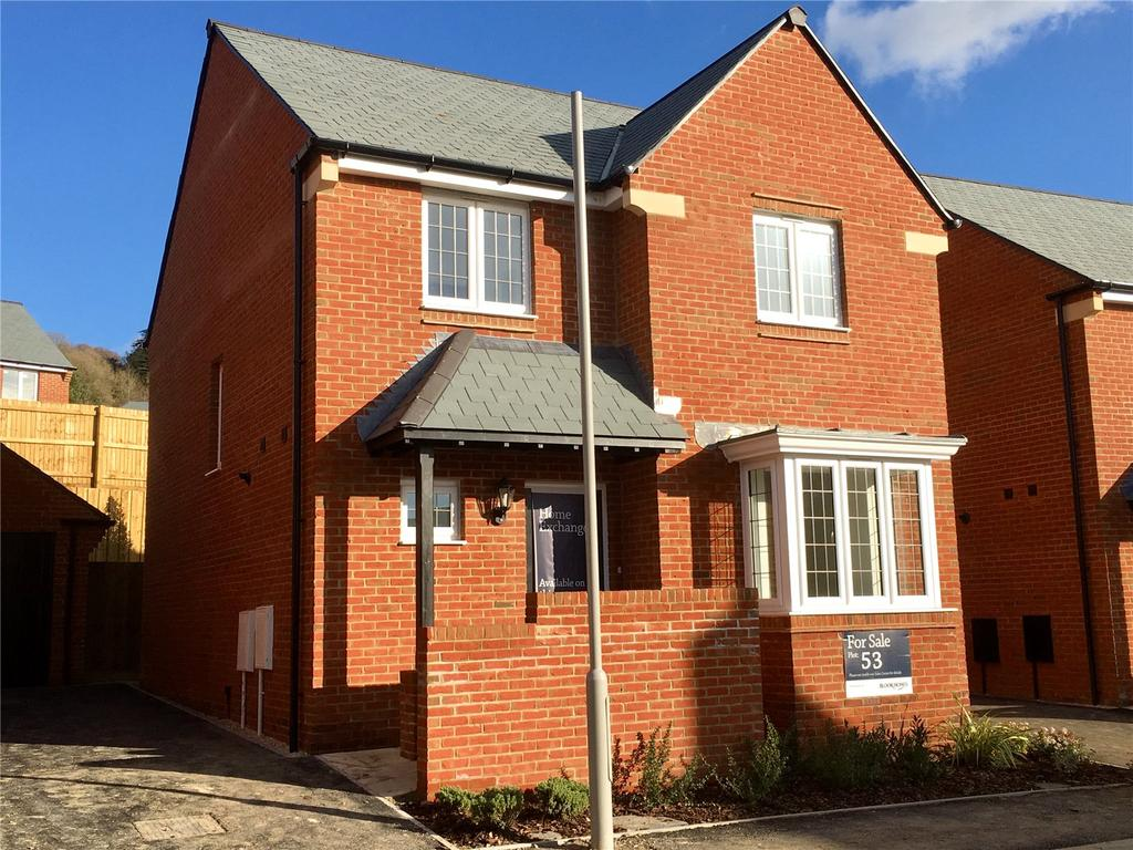 4 Bedrooms Detached House for sale in Plot 53 - The Titchfield, Woodberry Copse, Lyme Regis, Dorset, DT7