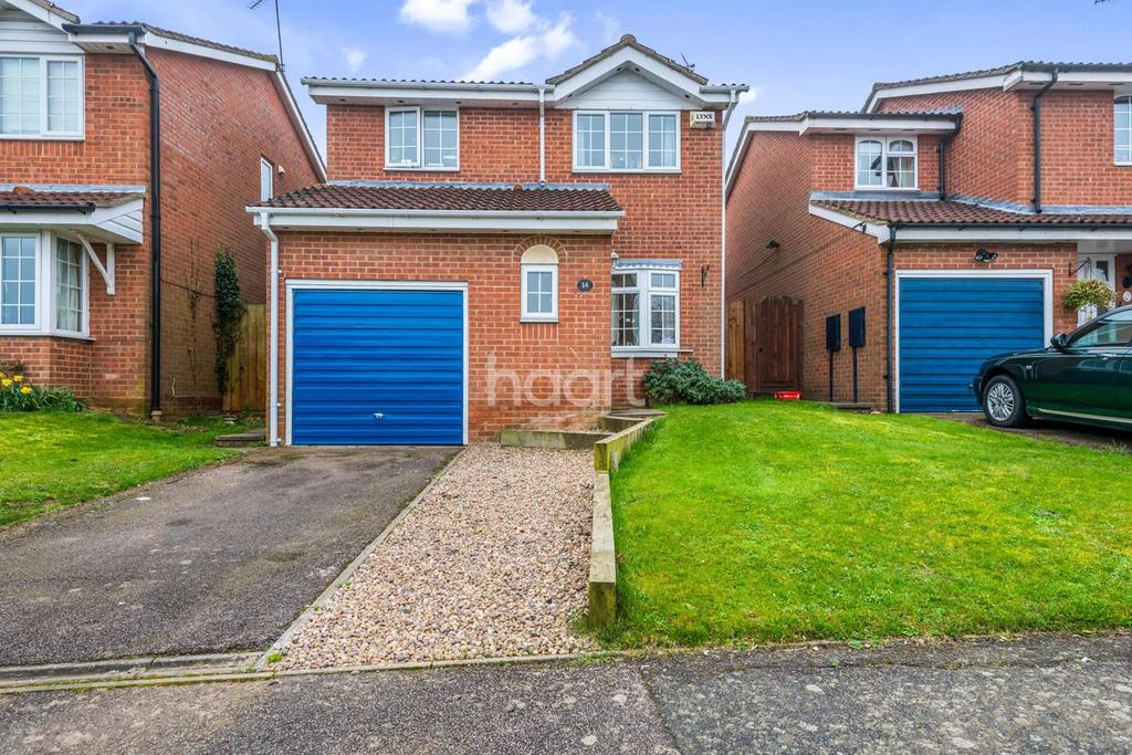 3 Bedrooms Detached House for sale in Haddon Close