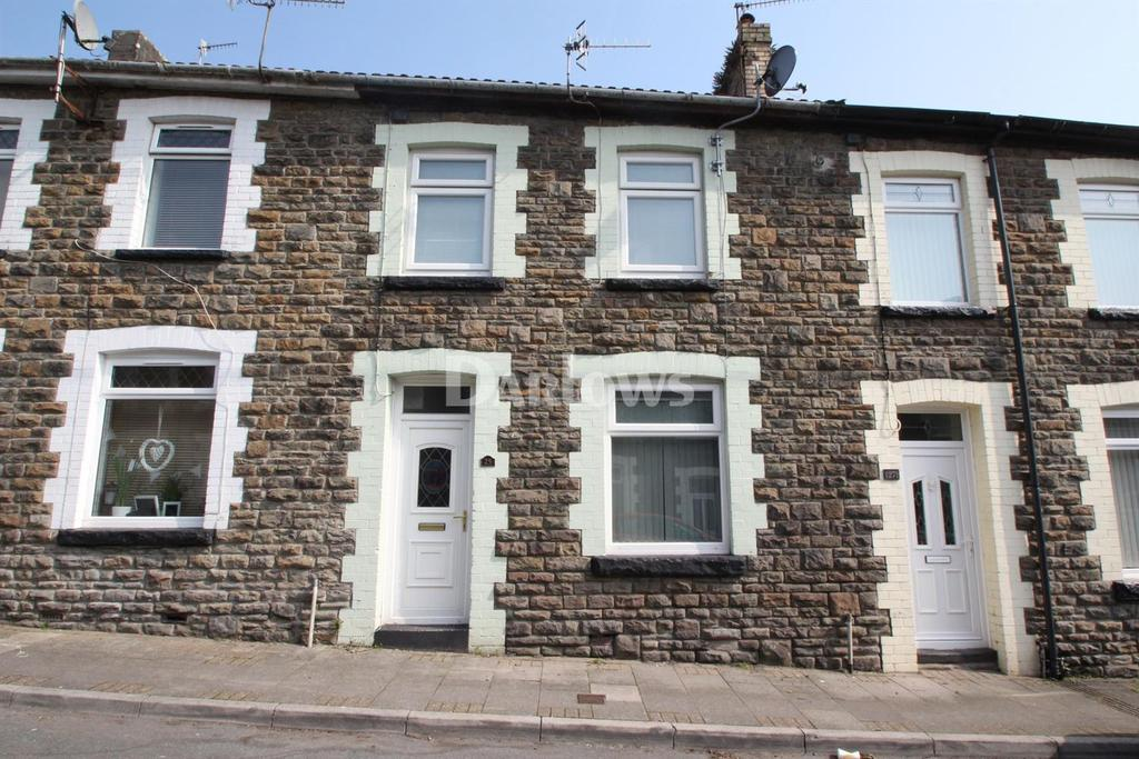 3 Bedrooms Terraced House for sale in Caerphilly Road, Caerphilly