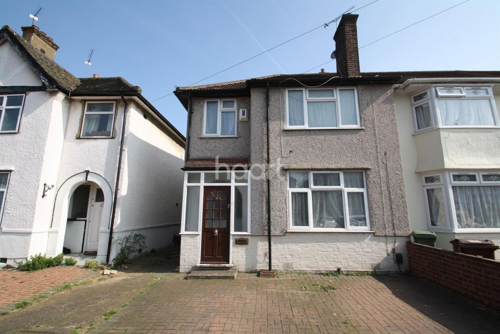 3 Bedrooms End Of Terrace House for sale in Review Road, Dagenham