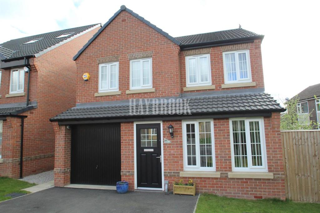 4 Bedrooms Detached House for sale in Gower Way, Upper Haugh