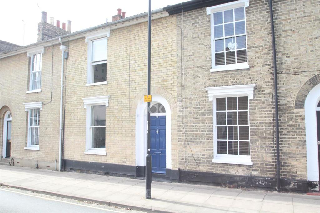 3 Bedrooms Terraced House for sale in Orford street, Ipswich