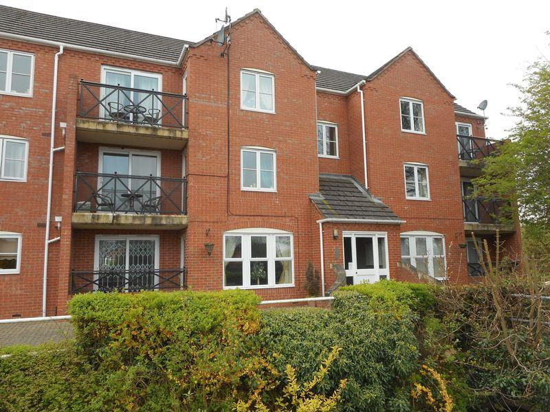 1 Bedroom Apartment Flat for sale in Penny Hapenny Court, Atherstone