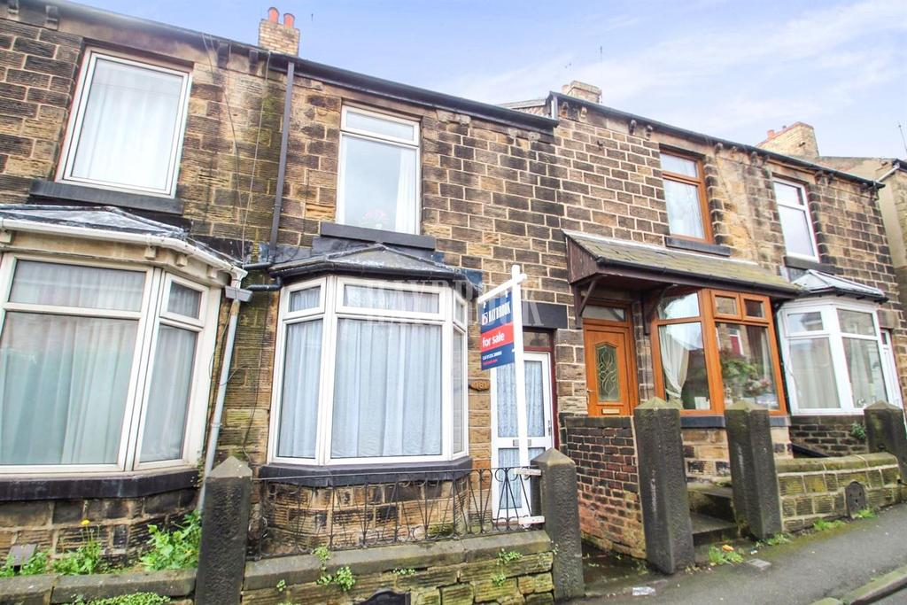 2 Bedrooms Terraced House for sale in King Street, Hoyland