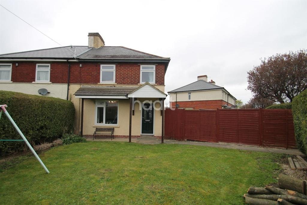 3 Bedrooms Semi Detached House for sale in Acacia Grove, Swindon, Wiltshire