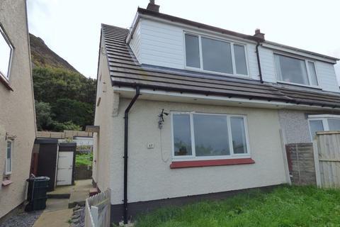 3 bedroom semi-detached house for sale - 67 Pendalar, Llanfairfechan LL33 0RD