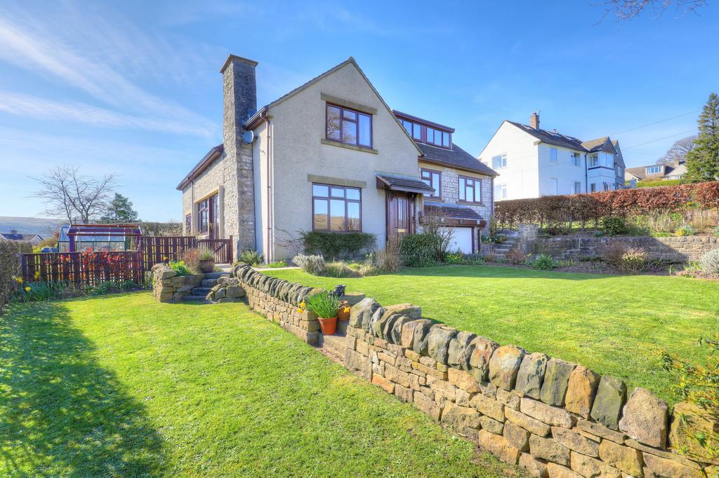 5 Bedrooms Detached House for sale in Coggers Lane, Hathersage, Hope Valley