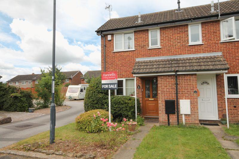 1 Bedroom End Of Terrace House for sale in MALVERN CLOSE, MICKLEOVER