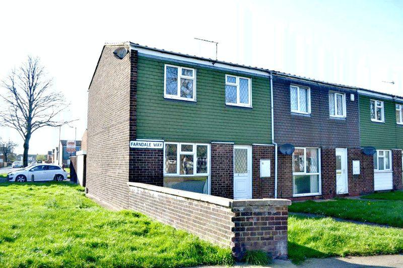 3 Bedrooms End Of Terrace House for sale in Farndale Way, Grimsby