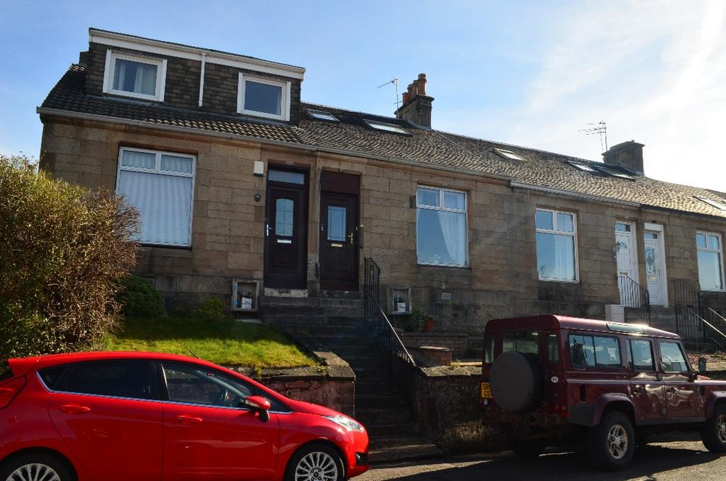 2 Bedrooms Terraced House for sale in Marshall Street, Larkhall, South Lanarkshire, ML9 2HD