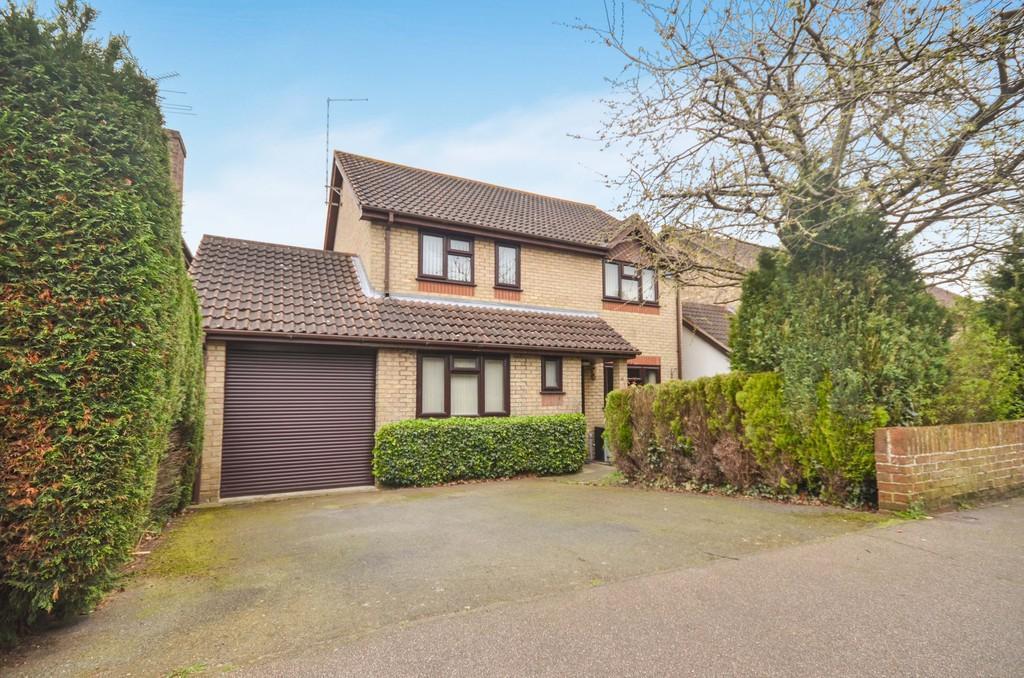 4 Bedrooms Detached House for sale in Briarwood End, Highwoods