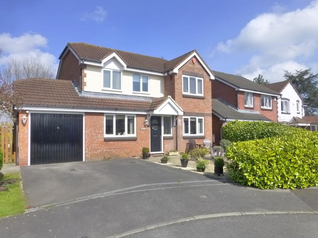 4 Bedrooms Detached House for sale in Beckerley Lane, Holt